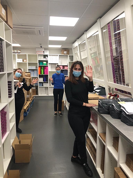 Our Reading Pharmacy team working hard, as always!